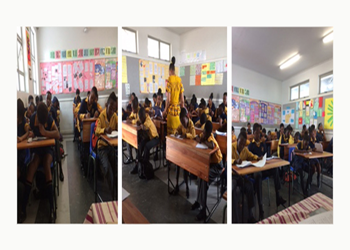 Mathematics Development Programme: Kwanokuthula Primary 2018 results speak volumes